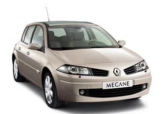 Renault Megane немного обновится