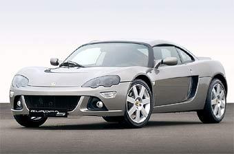Lotus показал свой новый среднемоторный суперкар