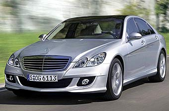 Новый Mercedes E-Class появится в 2009 году
