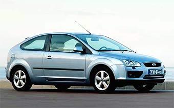 Ford не справляется со спросом на автомобили Focus II в России