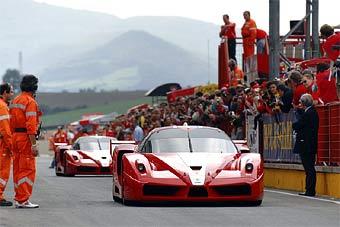 Ferrari дала старт программе FXX