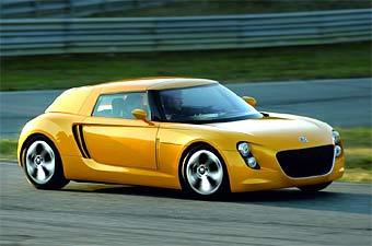 Концептуальный VW EcoRacer успешно прошел тесты на гоночном треке