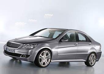 Mercedes-Benz тестирует новый C-Class