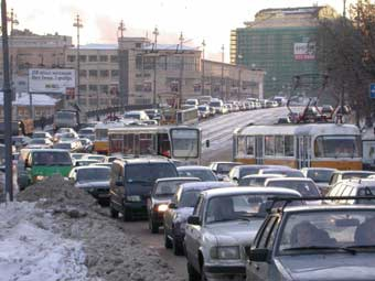 Власти придумали способ избавить Москву от частных автомобилей