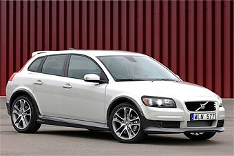 Volvo готовит универсал на базе модели C30