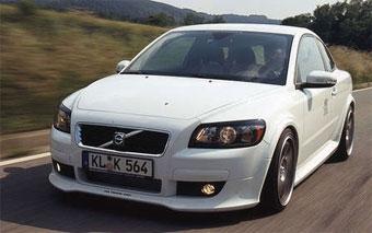 Немцы доработали дизельную версию хэтчбека Volvo C30
