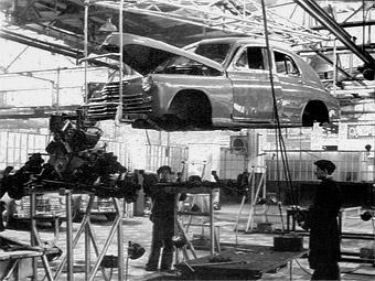 """""""ГАЗ"""" выделит производство легковых машин в отдельную компанию"""