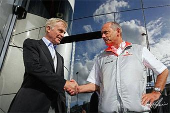 """Глава FIA назвал скандальный сезон """"Формулы-1"""" """"замечательным"""""""
