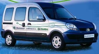 Французская почта закажет 10 тысяч электромобилей