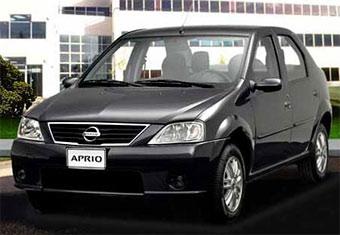 Renault Logan в Мексике переименуют в Nissan