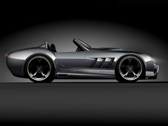 Racer X Design возродит легендарный AC Shelby Cobra 427