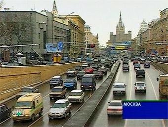 В центр Москвы будут пускать только экологически чистые легковушки