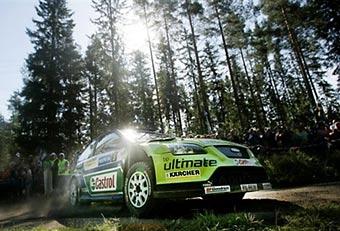 Маркус Гронхольм в седьмой раз выиграл Ралли Финляндия