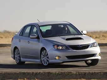 Subaru приостановила продажи в США из-за неисправных моторов