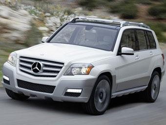 Mercedes официально представил прототип нового кроссовера GLK