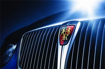 SAIC начинает производство седанов Rover 75 под именем Roewe