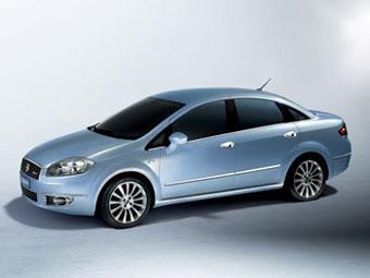 Fiat Linea российской сборки будет стоить 16 тысяч долларов