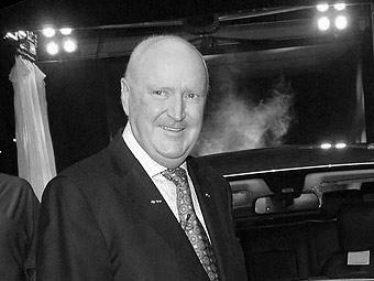 В Австралии умер руководитель Jaguar и Land Rover
