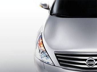 """Новый """"большой седан"""" Nissan покажут на автосалоне в Китае"""