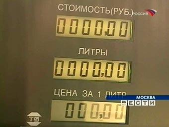 В декабре бензин в России подорожал на 3,6 процента