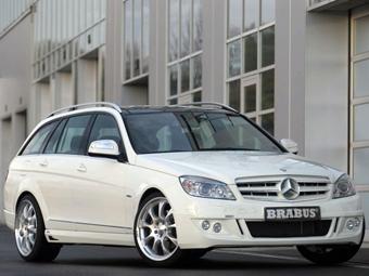 Brabus представил спорт-пакет для универсала Mercedes C-Class