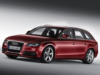Audi официально представила новый универсал A4