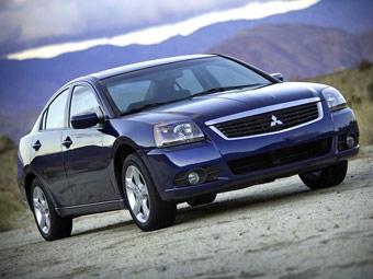 Mitsubishi привезет в Чикаго обновленные Galant и Eclipse