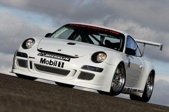 Porsche показал новую версию гоночного 911 GT3 Cup