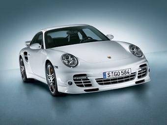 Porsche разработал для 911 Turbo новый боди-кит