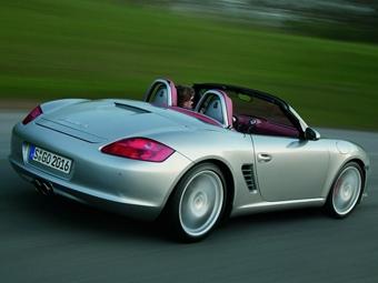 Porsche подготовил особую версию Boxster