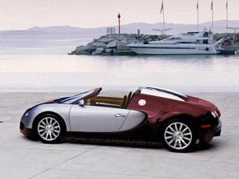 Представитель Bugatti подтвердил слухи об открытой версии Veyron