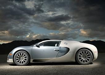 Покупателям Bugatti Veyron предложат новые цвета и колесные диски