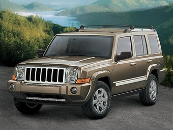 В 2009 году Chrysler прекратит выпуск Jeep Commander