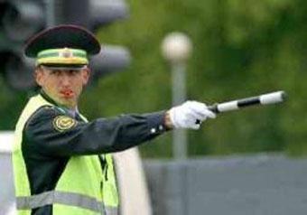 В Белоруссии на нарушителей ПДД будут воздействовать психологически