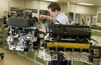 Новые правила Формулы-1 приведут к увольнению сотрудников Cosworth