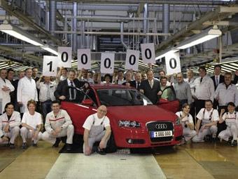 Audi выпустила миллионную A3