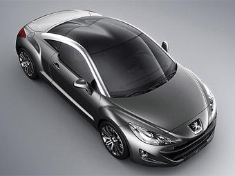 Peugeot в 2009 году запустит в производство спорткупе