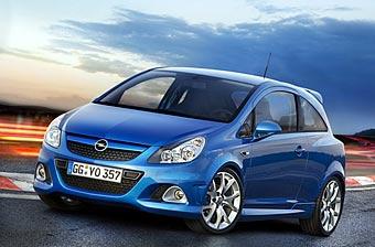 """""""Горячую"""" Opel Corsa покажут в Женеве"""