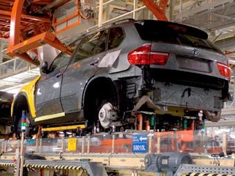 BMW вложит в американский автопром 750 миллионов долларов