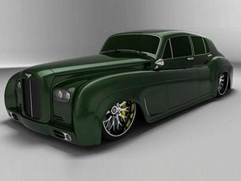 Bentley S3 вернулся из прошлого