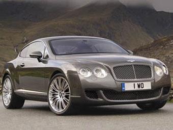 Bentley представила самую мощную модификацию Continental GT