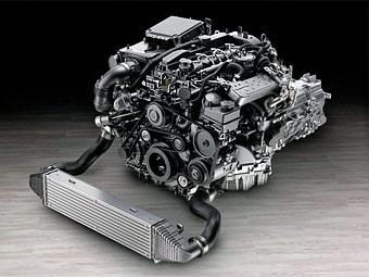 Компания Mercedes-Benz представила мощный двухлитровый турбодизель