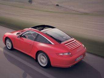 Угонщик забыл заправить похищенный Porsche