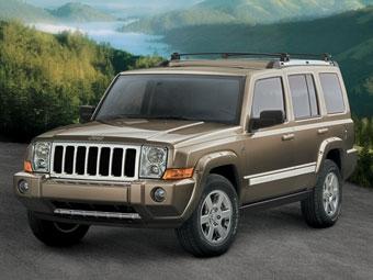Chrysler отзывает более 28 тысяч внедорожников Jeep