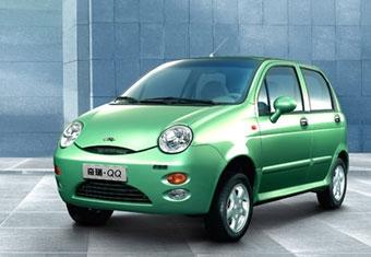 Первую новинку от Chrysler и Chery покажут в Шанхае