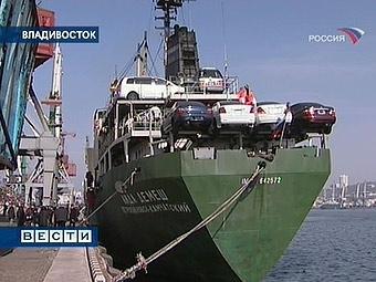 Продавцы подержанных иномарок устроили марш во Владивостоке