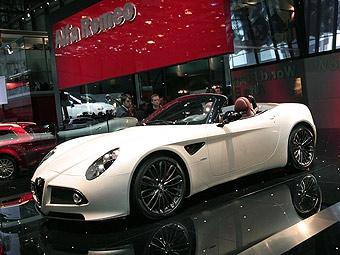 Fiat будет выпускать Alfa Romeo и Iveco в США