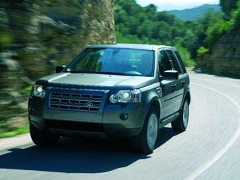 Land Rover научит Freelander экономить топливо