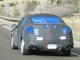 Новая Mazda3 приступила к дорожным тестам