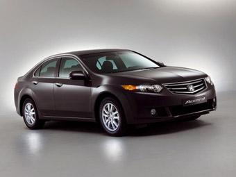 Honda показала новый Accord